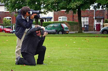Press Photographers